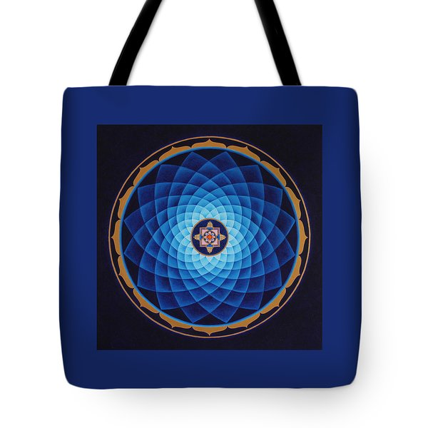 Temple Of Healing Tote Bag