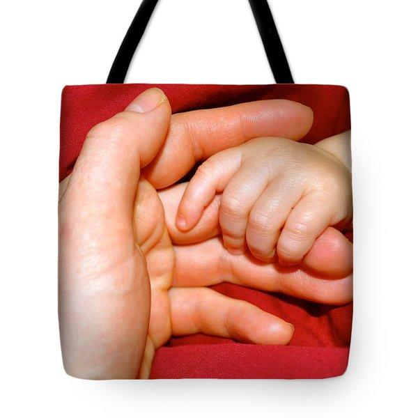 Temporary Tote Bag