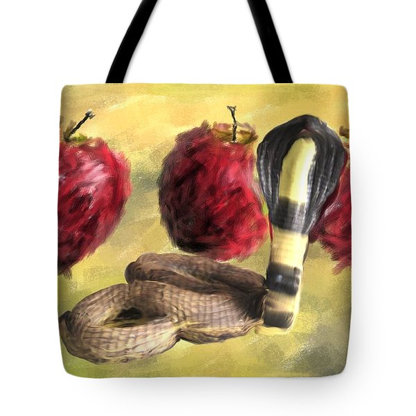 Temptation 3.0 Tote Bag