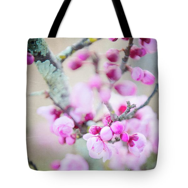 Tote Bag featuring the photograph Temptation Of Pink by Ivy Ho