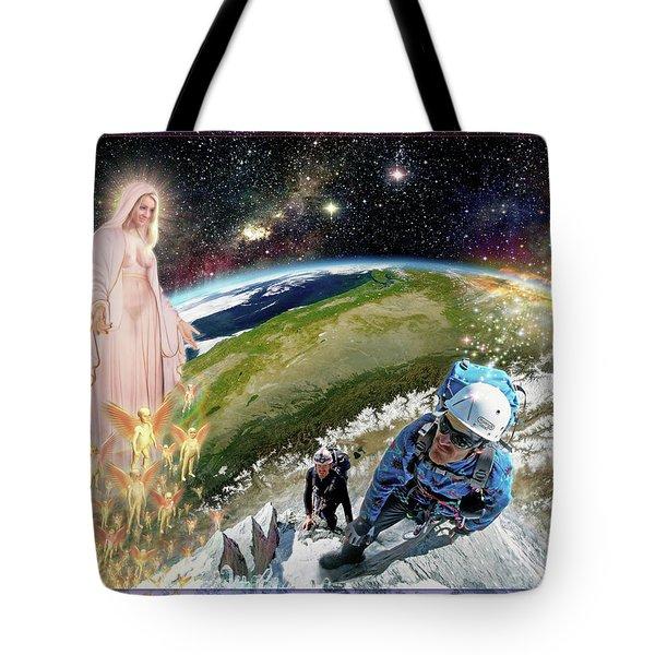 Temptation Of Saint Swarun Tote Bag
