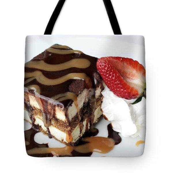 Temptation Tote Bag by Teresa Zieba