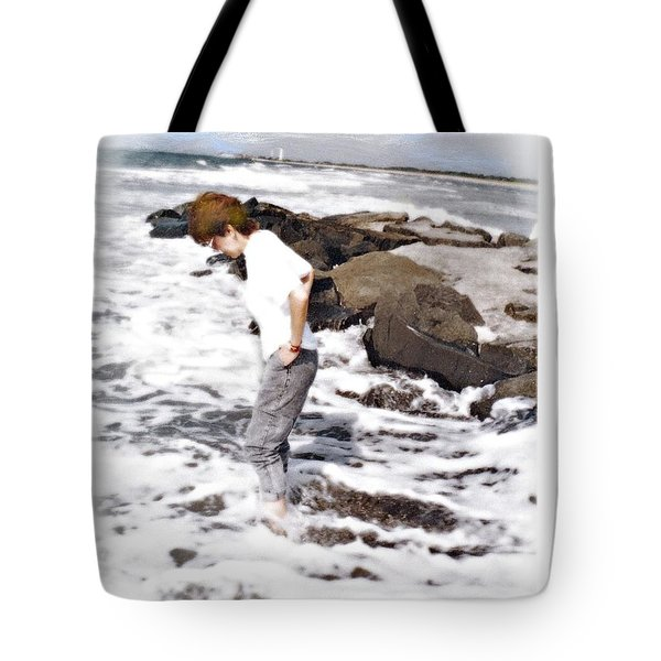 Tempting Tote Bag by Desline Vitto