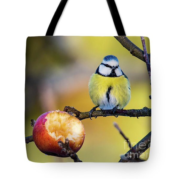 Tote Bag featuring the photograph Tempting by Torbjorn Swenelius