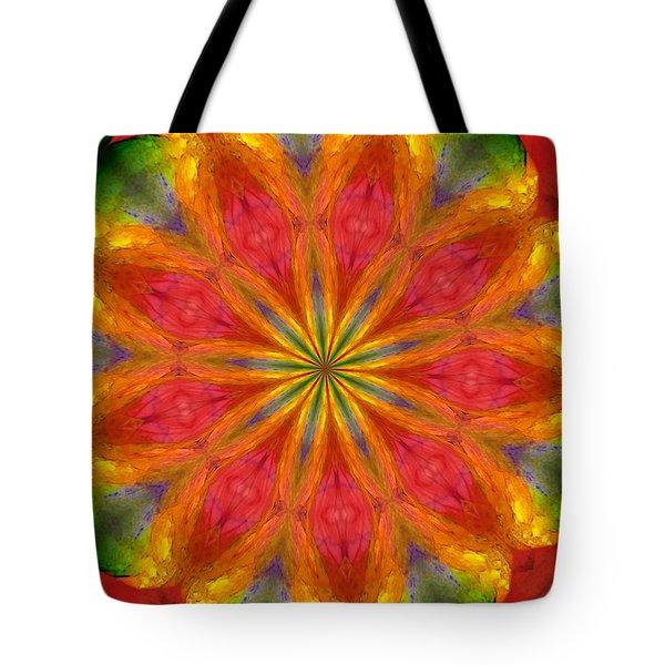 Ten Minute Art 090610-a Tote Bag by David Lane