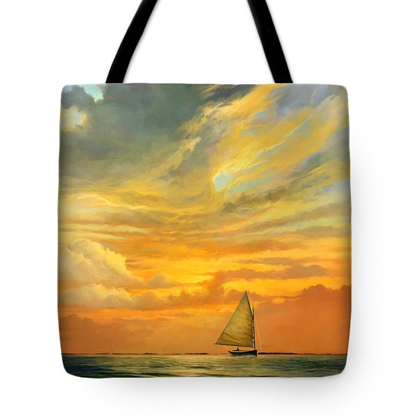 Ten Thousand Islands Tote Bag