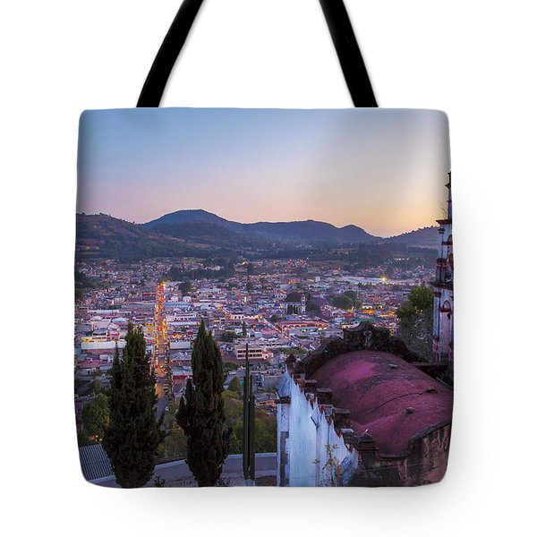 Tenancingo Tote Bag