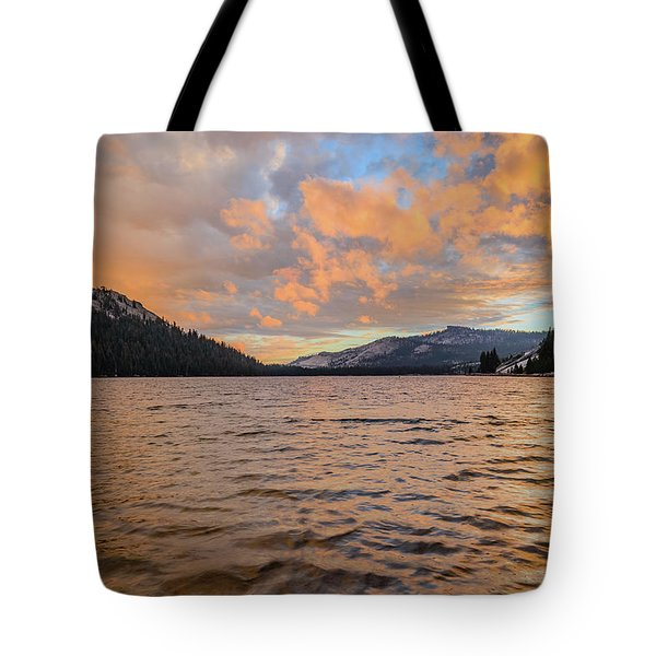 Tenaya Lake Tote Bag