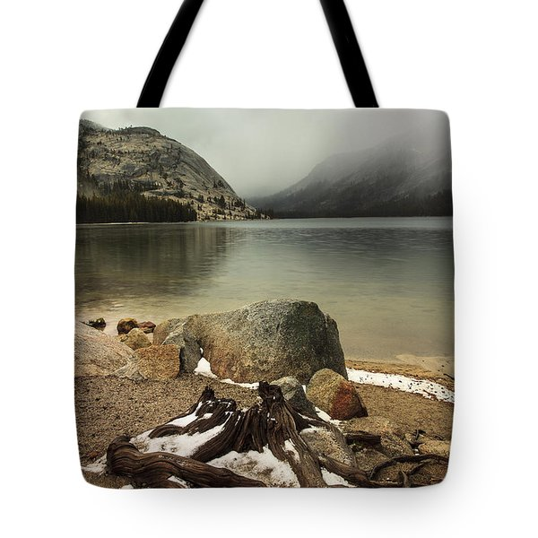 Tenaya Lake Yosemite Tote Bag