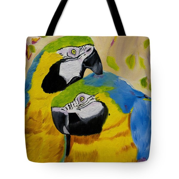 Tender Birdsong  Tote Bag