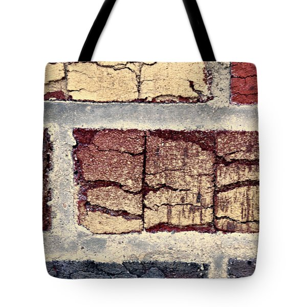 Tender Bricks Tote Bag