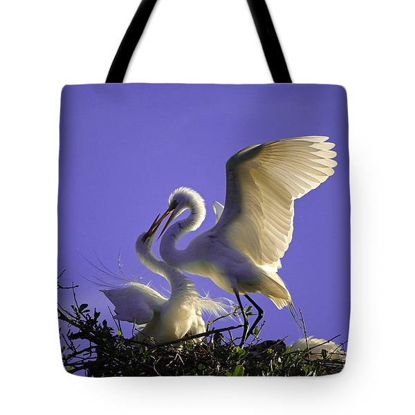 Tender Love Tote Bag