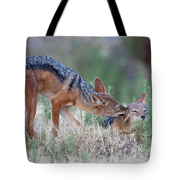 Tender Loving Care Tote Bag