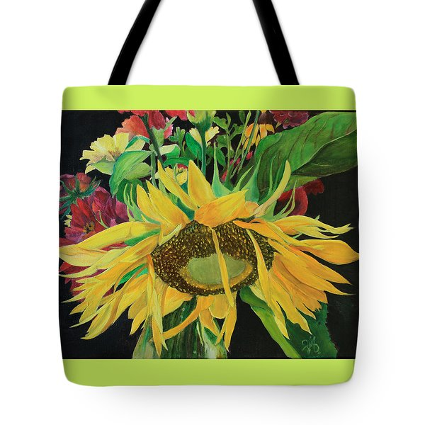 Tender Mercies Tote Bag