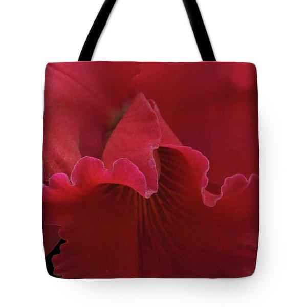 Tender Orchid Tote Bag
