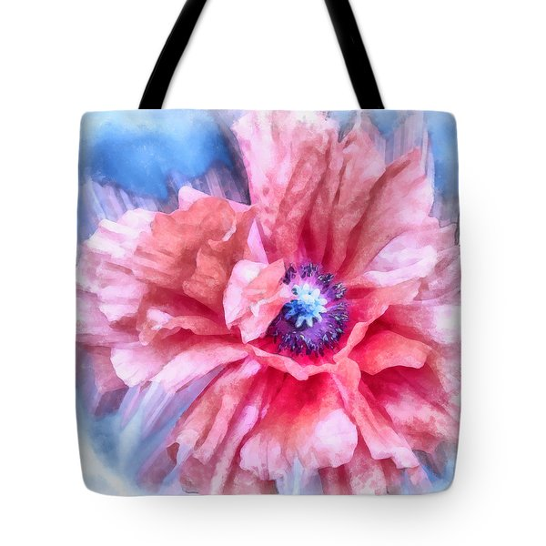 Tenderness Tote Bag by Angelina Vick