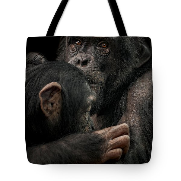 Tenderness Tote Bag by Paul Neville