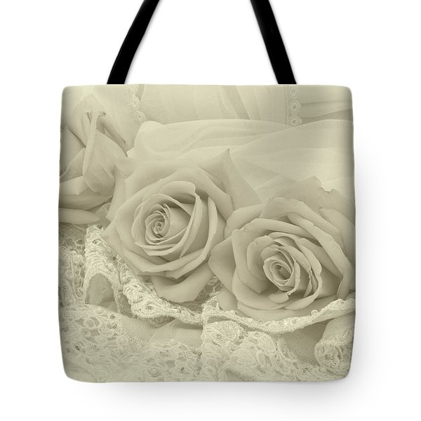 Tenderness Tote Bag by Sandra Foster