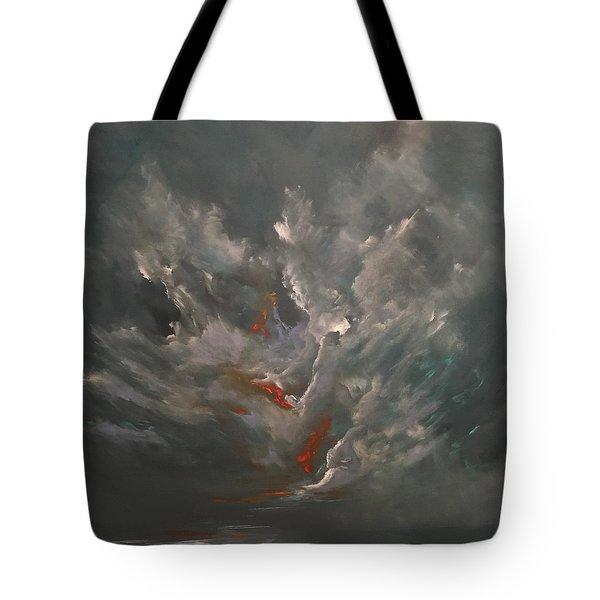 Tenebrious Tote Bag
