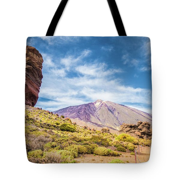 Tenerife Tote Bag by JR Photography