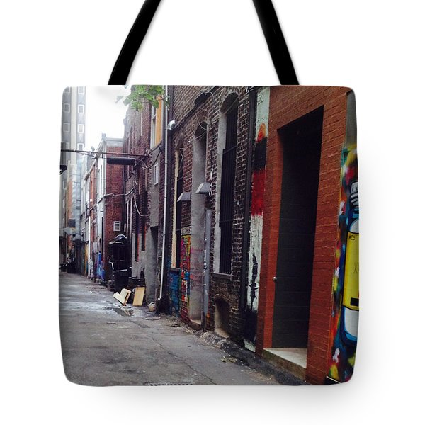 Tennessee Alley Tote Bag