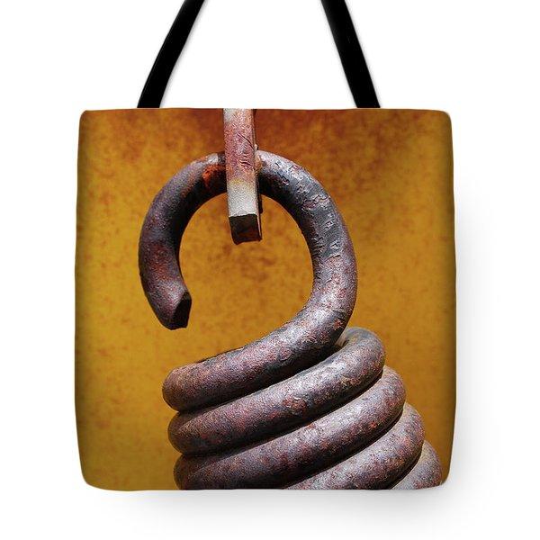 Tension Tote Bag