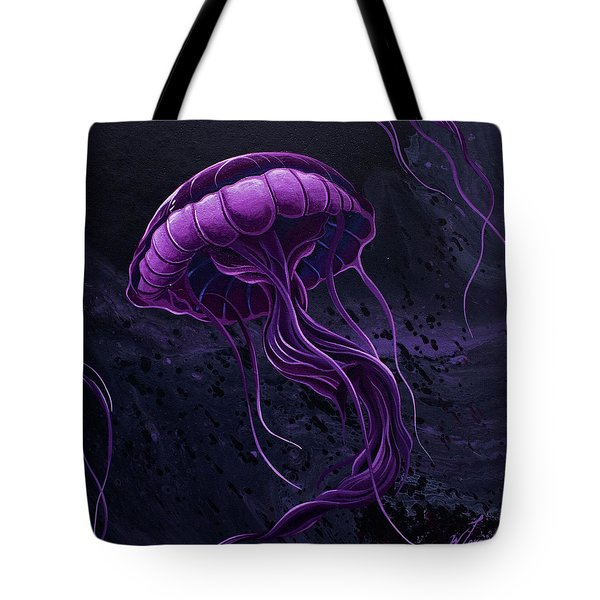 Tentacles Tote Bag
