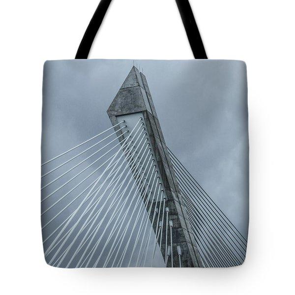 Terenez Bridge II Tote Bag