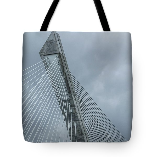 Terenez Bridge IIi Tote Bag