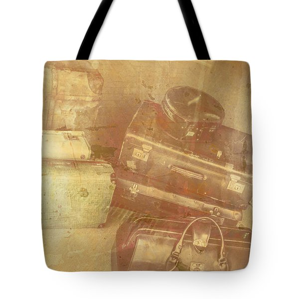 Terminal Goodbye Tote Bag