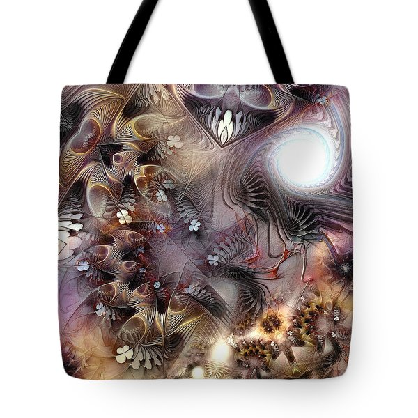 Terminating Turpitude Tote Bag