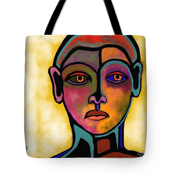 Terra-cotta Guard Tote Bag