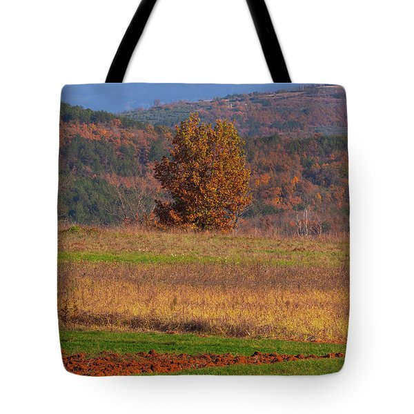 Terra Istria Tote Bag