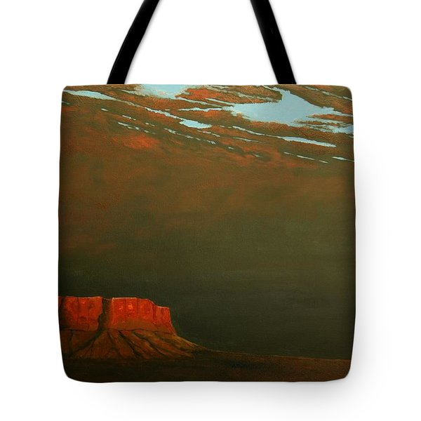 Terra Rosa Tote Bag by Kerry Beverly
