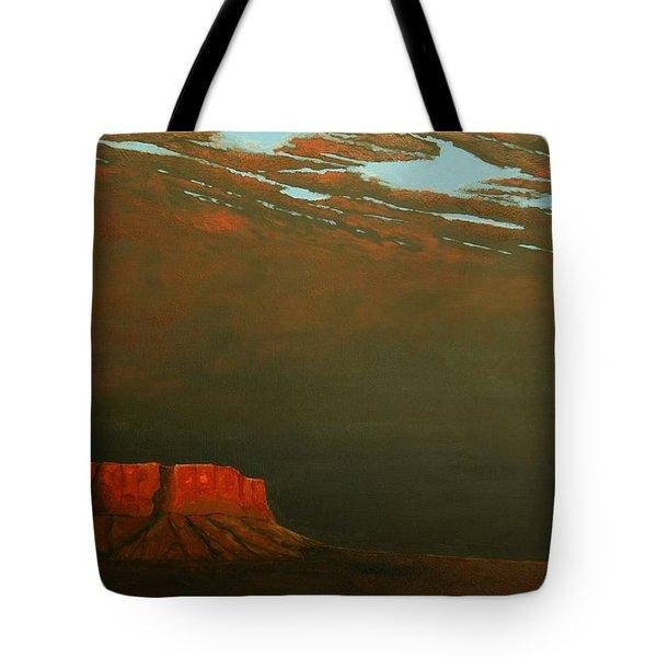 Terra Rosa Tote Bag