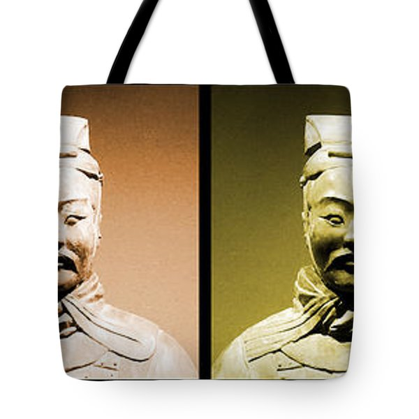Terracotta Warrior Army Of Qin Shi Huang Di - Royg Tote Bag