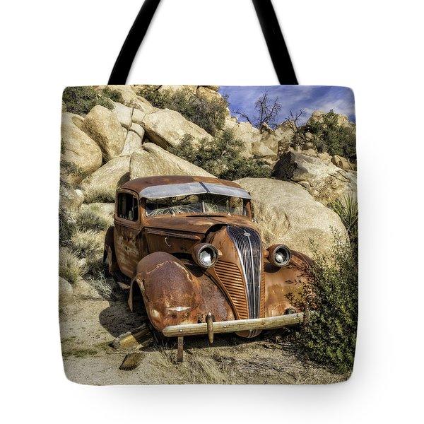 Terraplane Hudson  Tote Bag