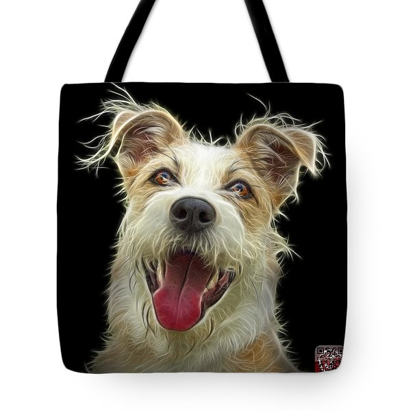 Terrier Mix 2989 - Bb Tote Bag