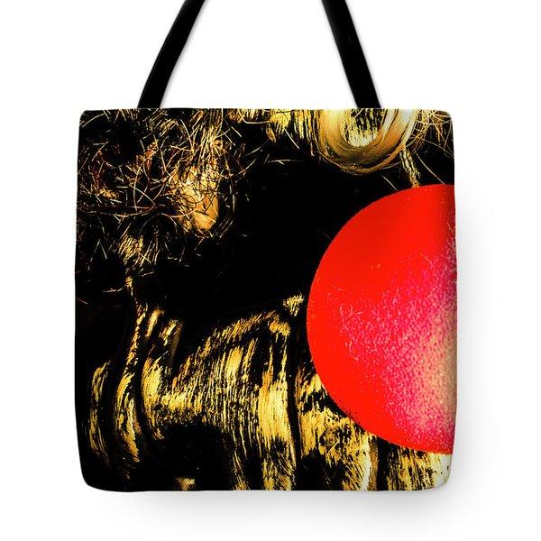 Terror The Clown Tote Bag
