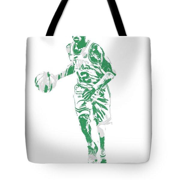 Terry Rozier Boston Celtics Pixel Art 10 Tote Bag