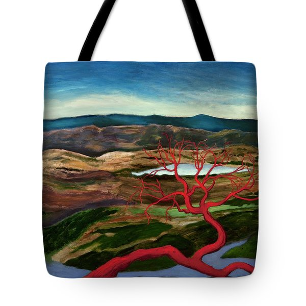 Tess' World Tote Bag