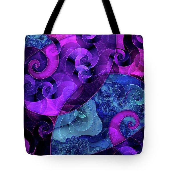 Tessellation Tote Bag