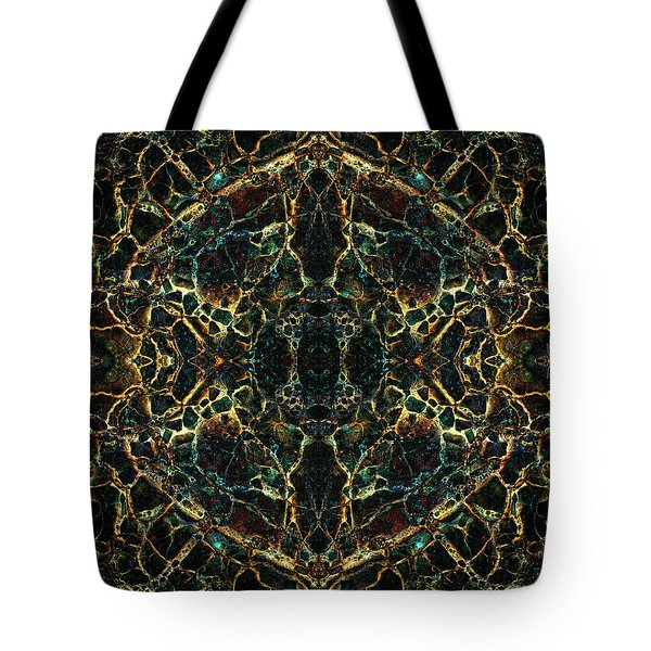 Tessellation V Tote Bag