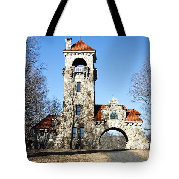 Testimonial Gateway Tower #1 Tote Bag by Jeff Severson