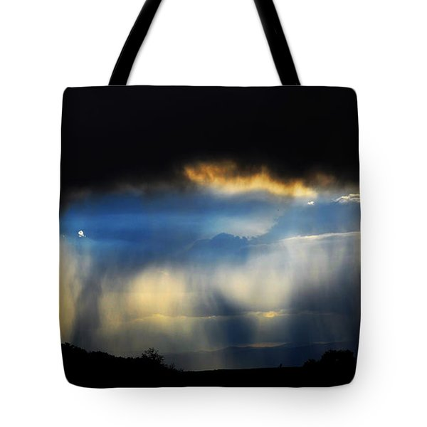 Tesuque Weather Vistas Tote Bag