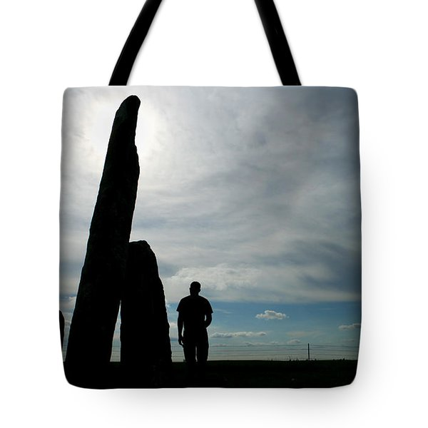 Tote Bag featuring the photograph Teter Rock by E B Schmidt