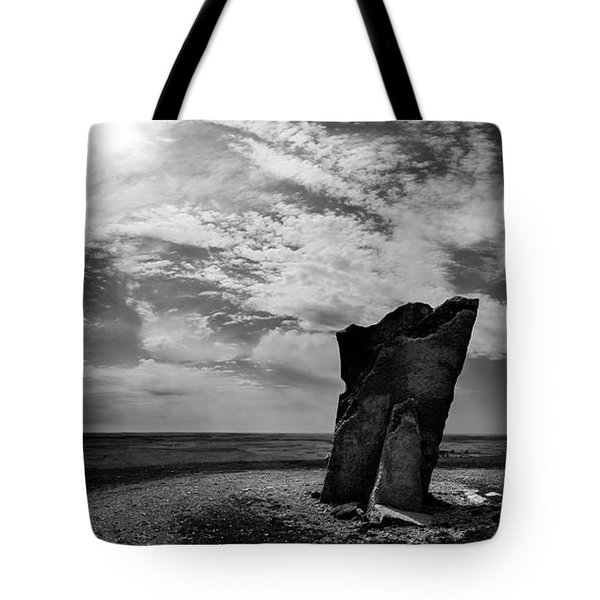 Teter Rock Hill Top View Tote Bag