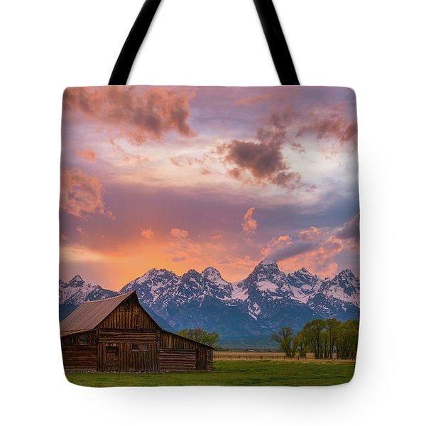 Teton Blaze Tote Bag