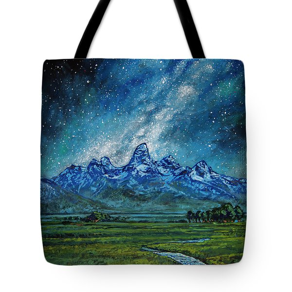Teton Milky Way Tote Bag