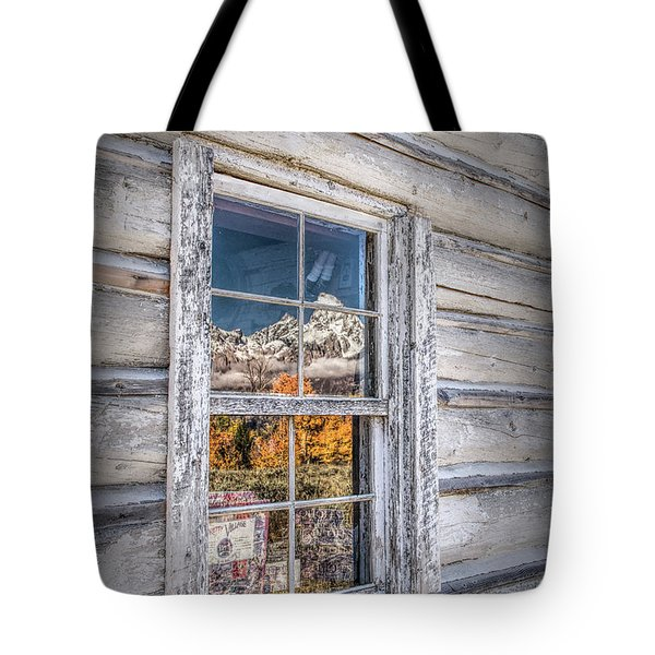 Teton Reflection Tote Bag